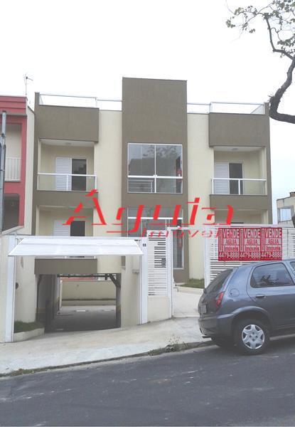 Apartamento residencial à venda, Vila Curuçá, Santo André - AP0264.