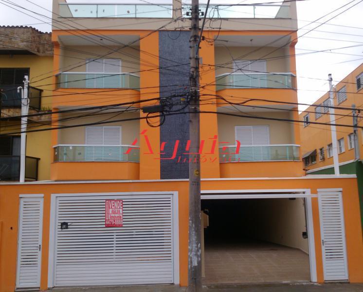 Apartamento Residencial à venda, Vila Curuçá, Santo André - AP0141.