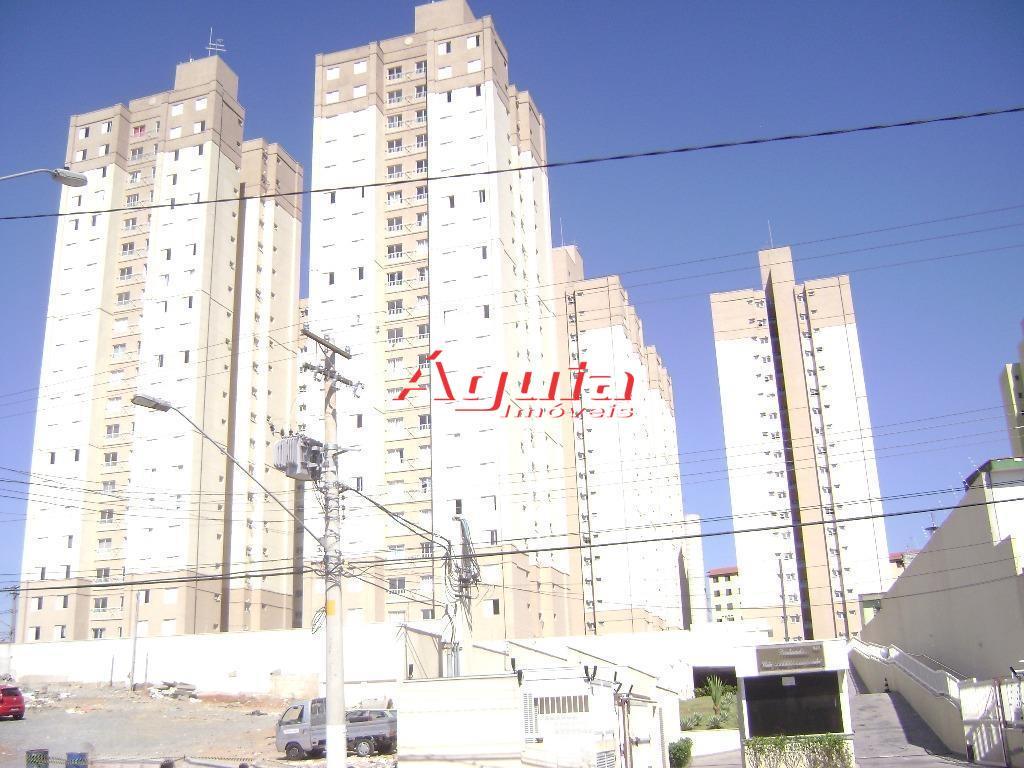 Apartamento residencial à venda, Parque Oratório, Santo André - AP0805.