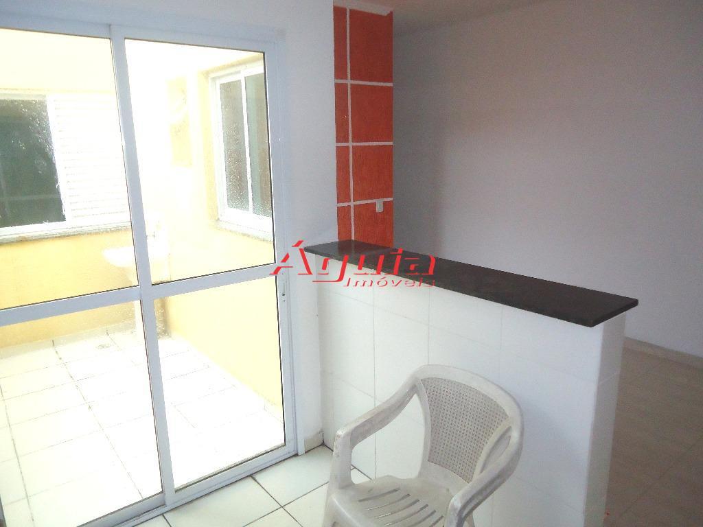 Apartamento de 2 dormitórios à venda em Jardim Ana Maria, Santo André - SP