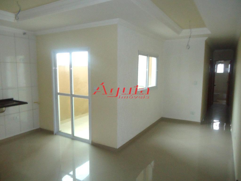 Apartamento Residencial à venda, Jardim Ana Maria, Santo André - AP0245.