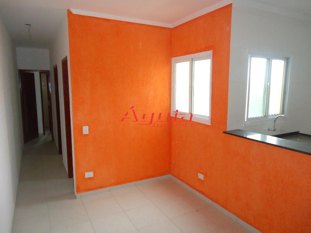 Cobertura residencial à venda, Jardim Ana Maria, Santo André - CO0016.