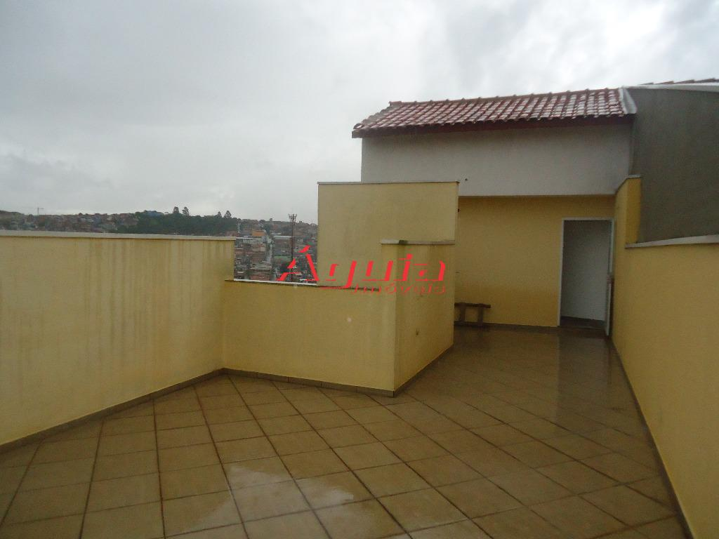 Cobertura de 2 dormitórios em Jardim Ana Maria, Santo André - SP