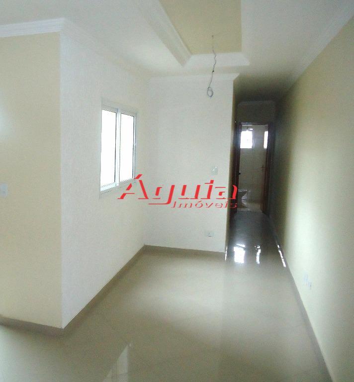 Cobertura Residencial à venda, Jardim Ana Maria, Santo André - CO0098.