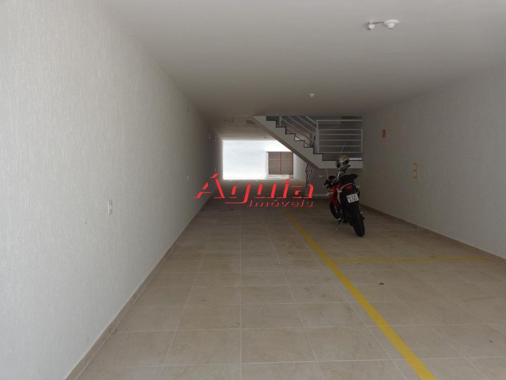 Cobertura residencial à venda, Jardim Ana Maria, Santo André - CO0343.