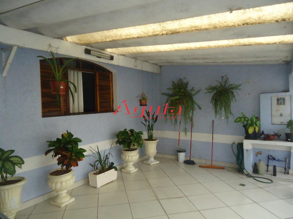 Casa Residencial à venda, Parque Capuava, Santo André - CA0020.