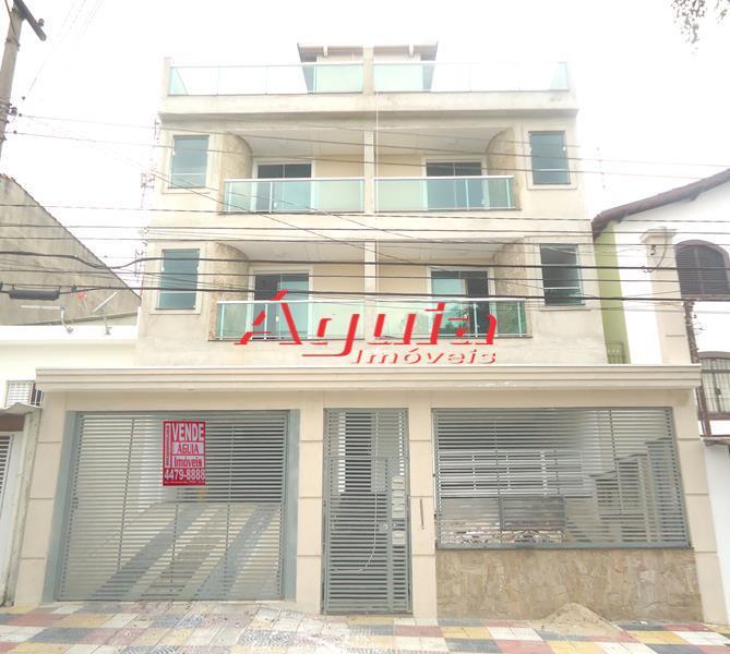 Apartamento de 3 dormitórios à venda em Utinga, Santo André - SP