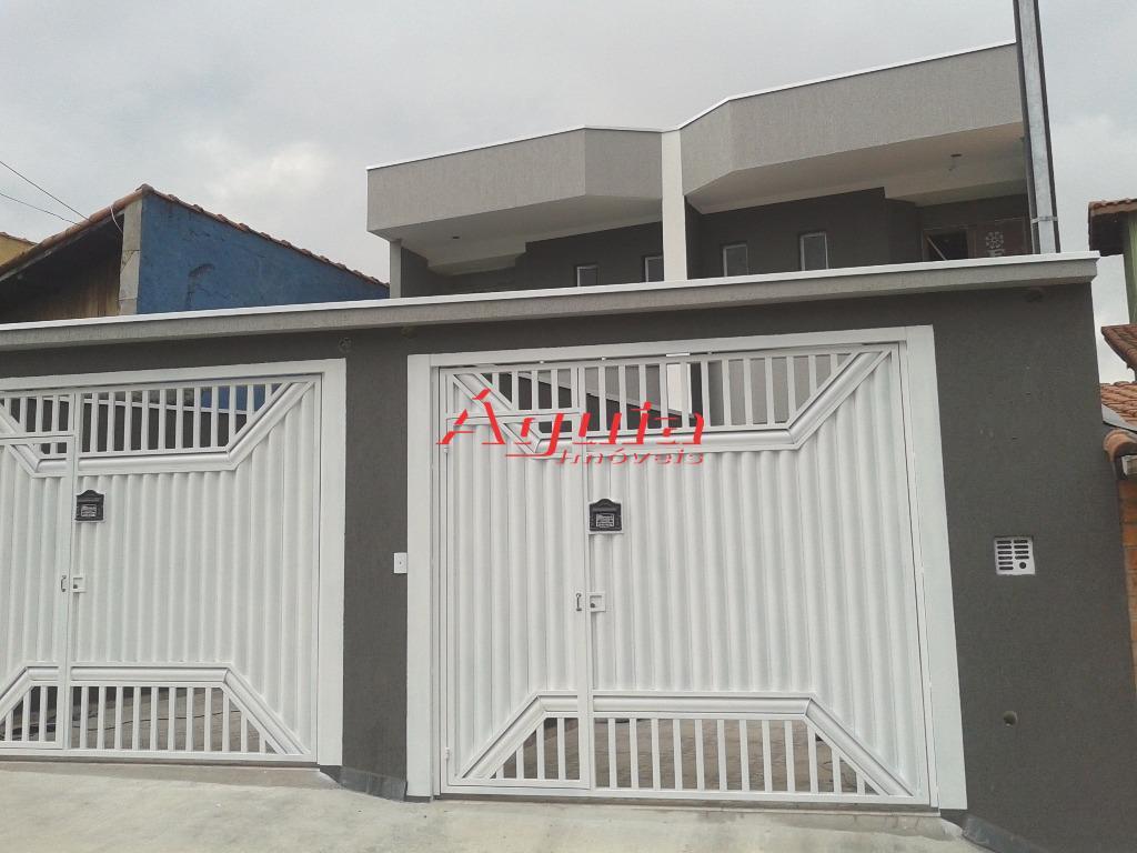 Sobrado residencial à venda, Vila Francisco Matarazzo, Santo André - SO0559.