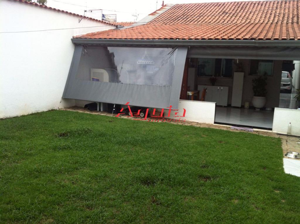 Casa residencial à venda, Vila Metalúrgica, Santo André.
