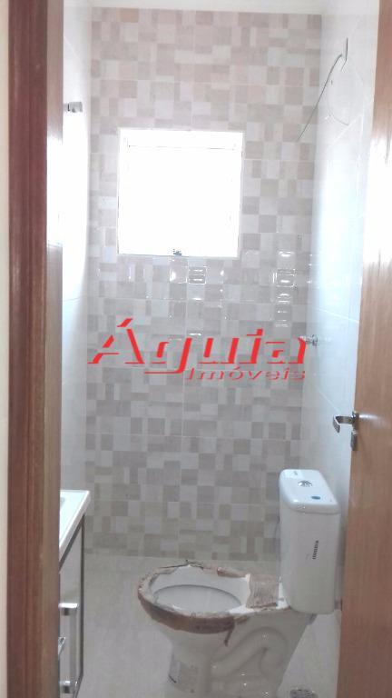 Apartamento de 2 dormitórios à venda em Vila Camilópolis, Santo André - SP