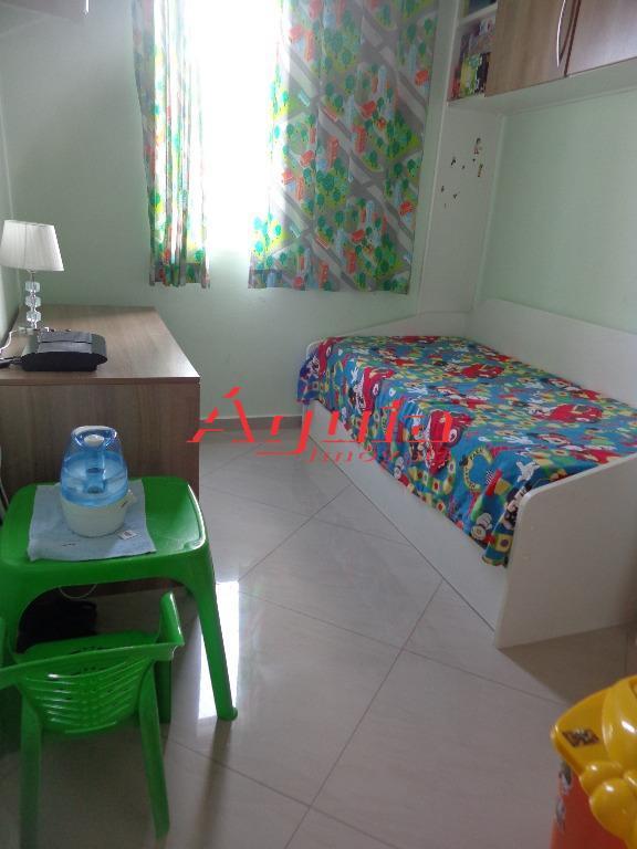 apartamento todo planejado no parque erasmo assunção com 3 dormitórios (todos com armários planejados), sala, cozinha...