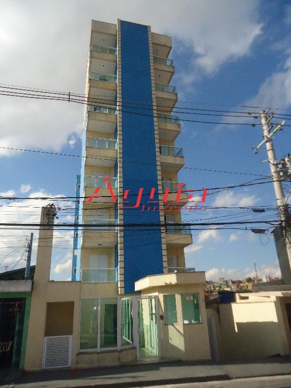 Apartamento Residencial à venda, Jardim Monte Líbano, Santo André - AP0349.