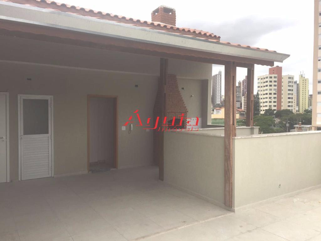 Cobertura residencial à venda, Santa Teresinha, Santo André.
