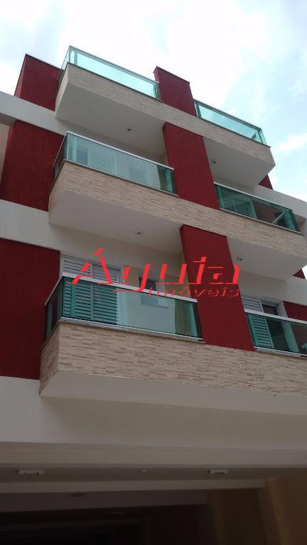 Apartamento Residencial à venda, Vila Valparaíso, Santo André - AP0579.