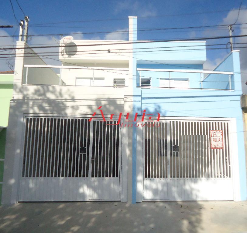 Selecione residencial à venda, Parque Jaçatuba, Santo André.