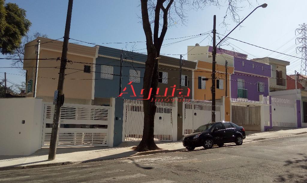 Sobrado residencial à venda, Vila Gilda, Santo André.