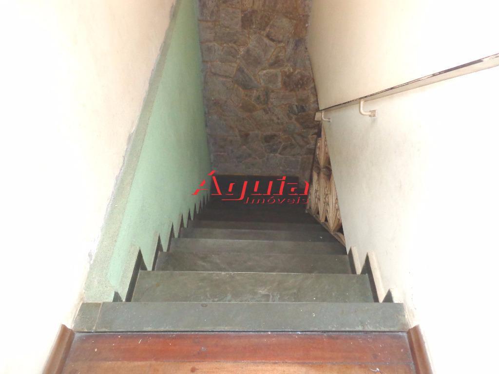Casa de 4 dormitórios à venda em Parque Novo Oratório, Santo André - SP