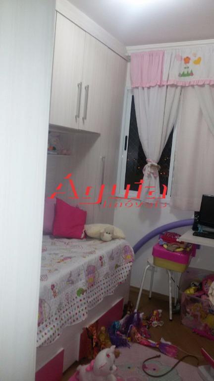 apartamento no parque novo oratório - com 2 dormitórios (com armários planejada), sala, cozinha (planejada), banheiro,...