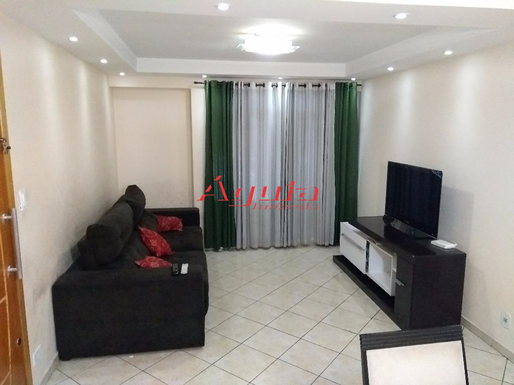 Sobrado residencial à venda, Parque Jaçatuba, Santo André.