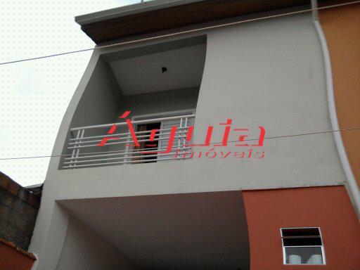 Casa residencial à venda, Parque Oratório, Santo André - CA0172.