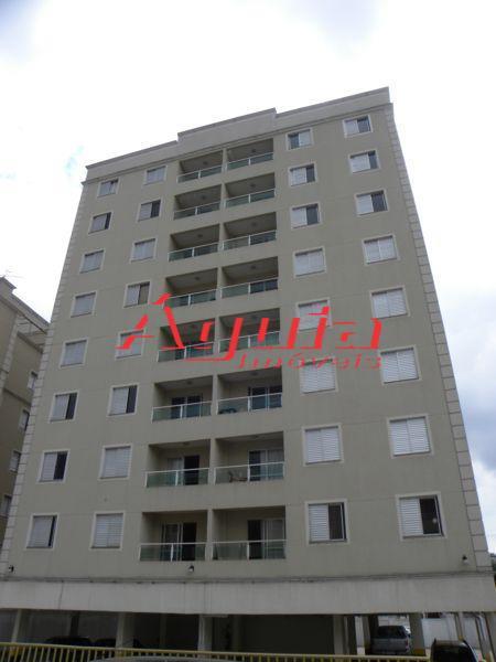 Apartamento residencial à venda, Santa Teresinha, Santo André - AP0741.