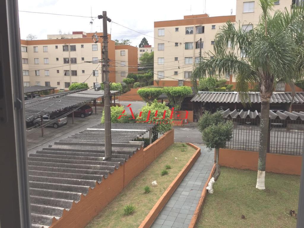 Apartamento residencial à venda, Jardim Alvorada, Santo André.