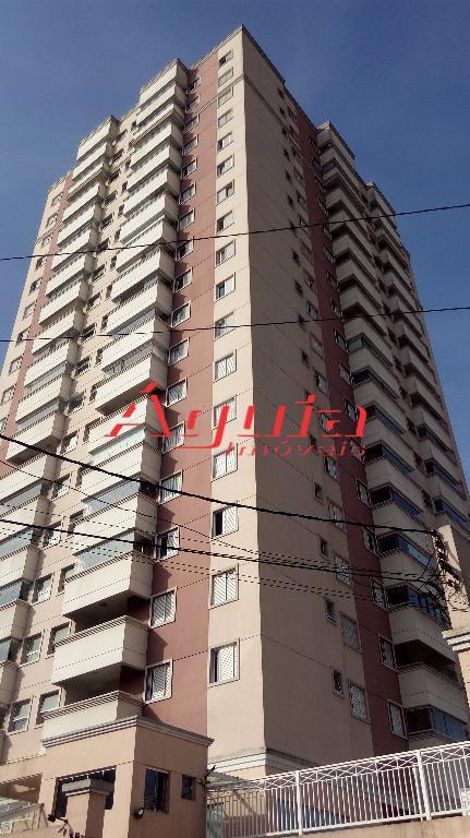 Apartamento residencial à venda, Campestre, Santo André - AP0911.