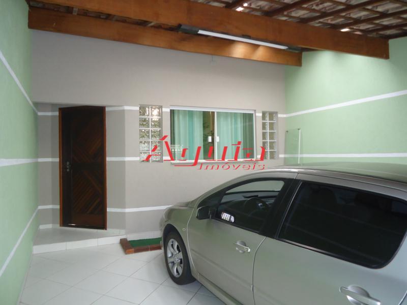 Casa com 2 dormitórios à venda, 85 m² por R$ 380.000 - Jardim Itapoan - Santo André/SP