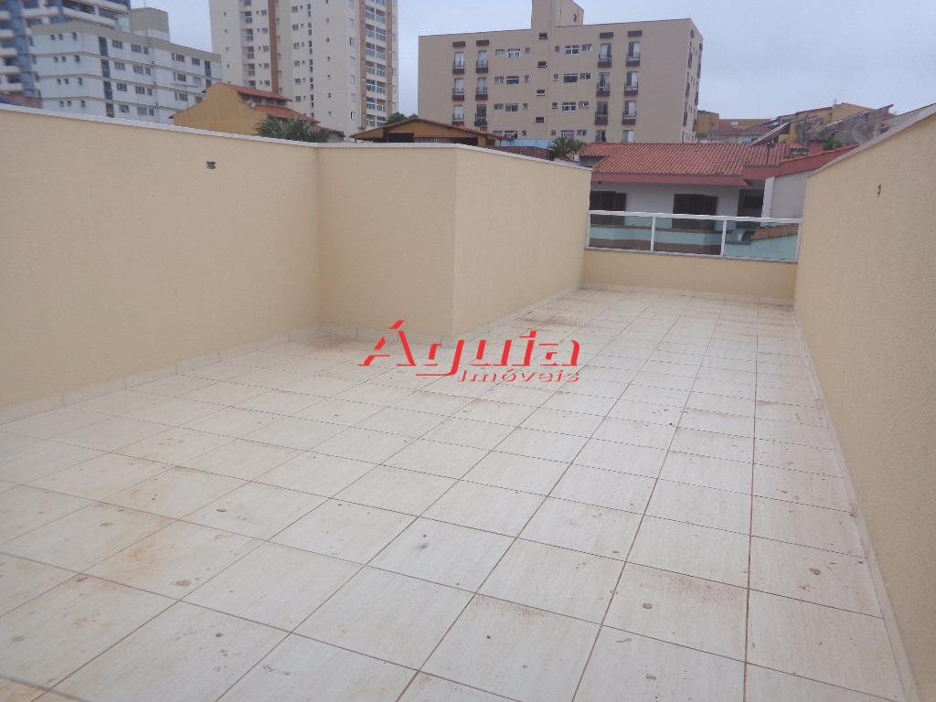 Cobertura residencial à venda, Jardim Bela Vista, Santo André.