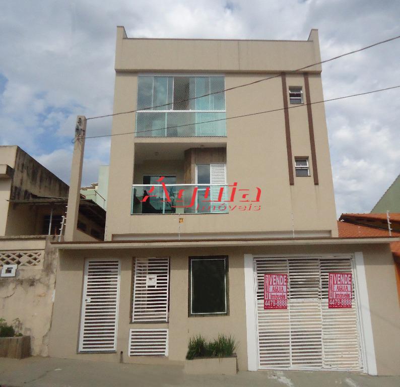 Cobertura residencial à venda, Vila Francisco Matarazzo, Santo André - CO0272.