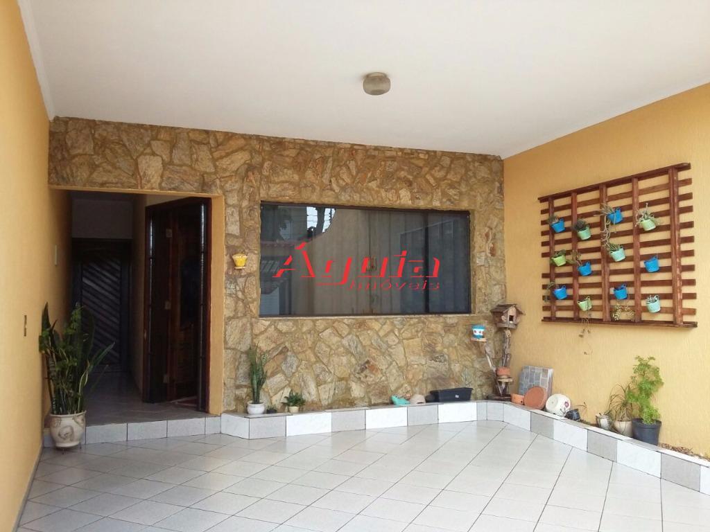 Sobrado residencial à venda, Parque Novo Oratório, Santo And