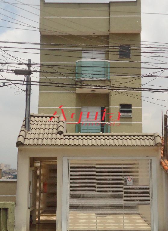 Apartamento Residencial à venda, Santa Teresinha, Santo André - AP0237.