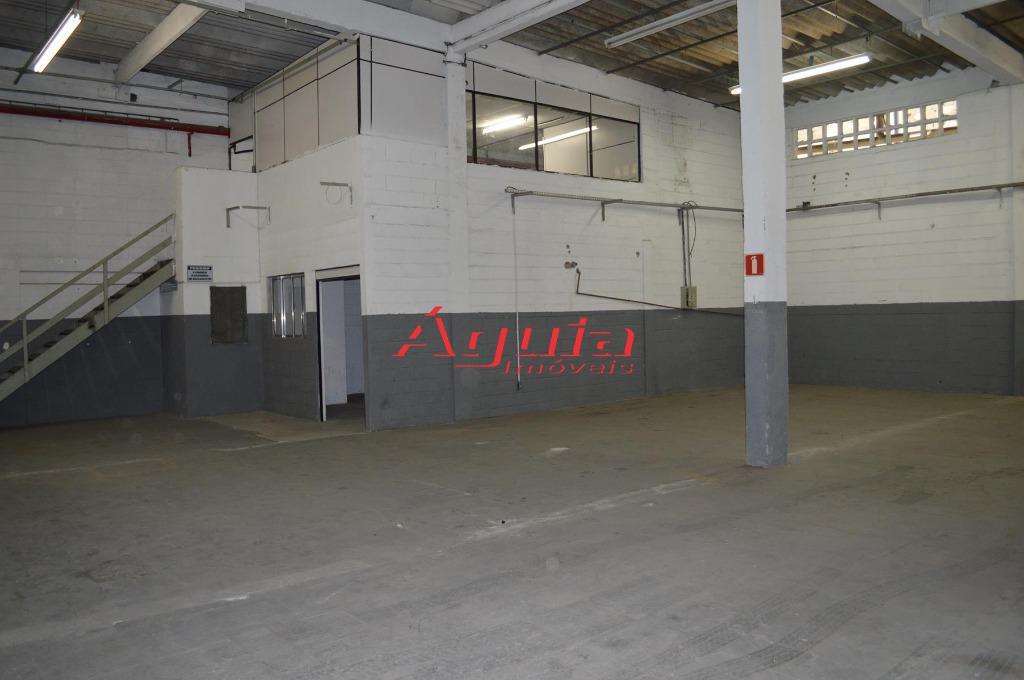 Galpão industrial à venda, Parque Capuava, Santo André.