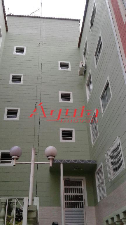 Apartamento residencial à venda, Vila Camilópolis, Santo And