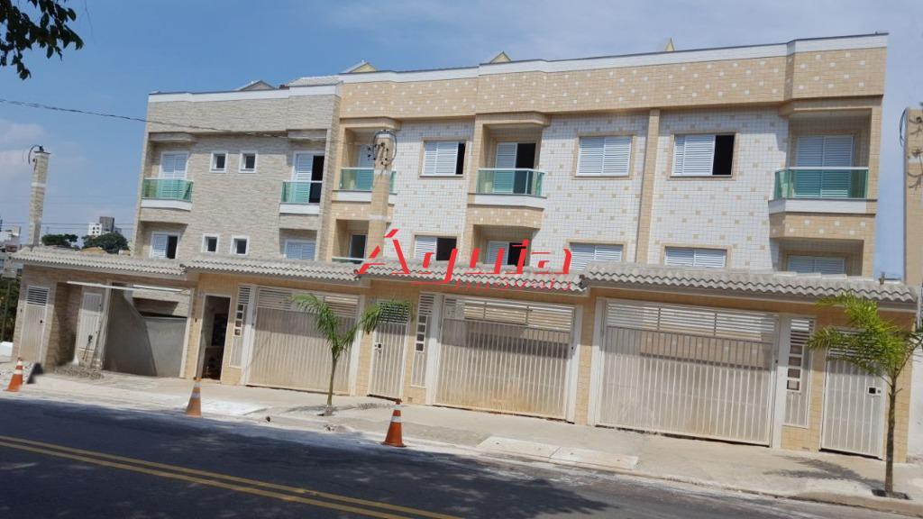 Apartamento residencial à venda, Paraíso, Santo André.