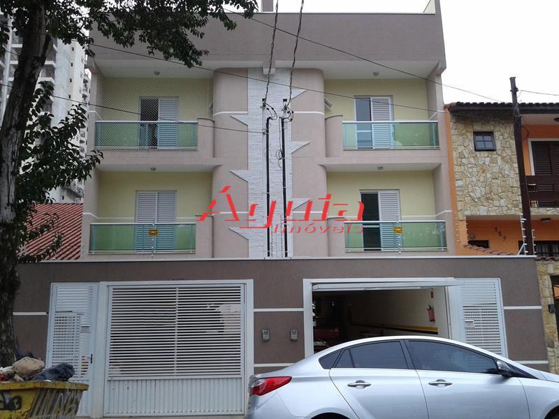 Apartamento Residencial à venda, Vila Valparaíso, Santo André - AP0246.