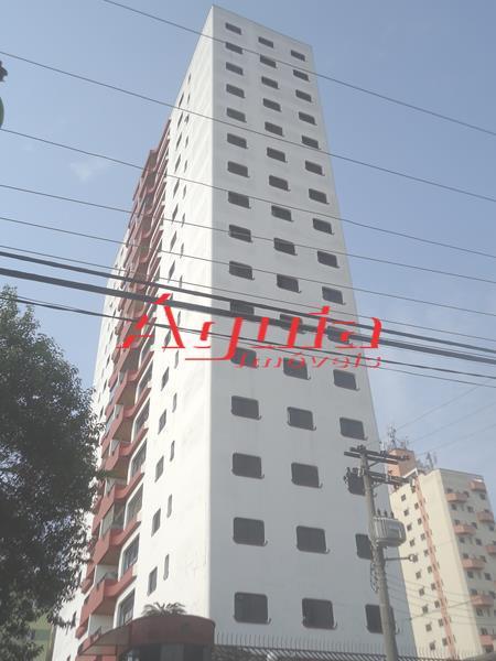Apartamento Residencial à venda, Parque das Nações, Santo André - AP0305.