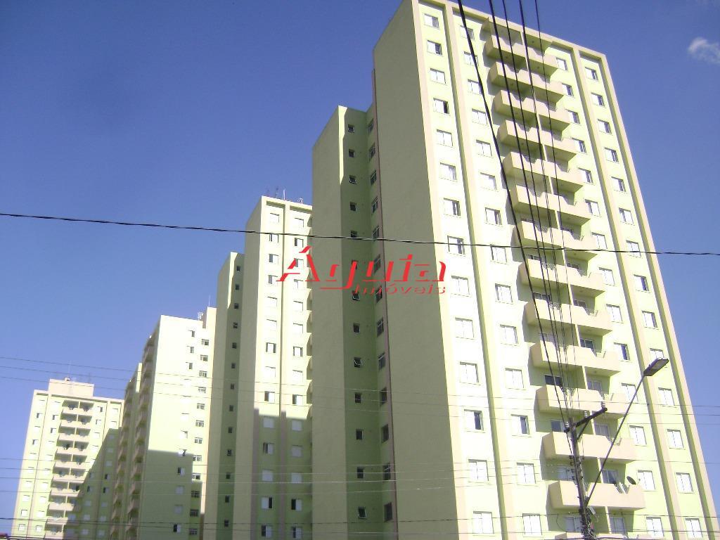 Apartamento residencial à venda, Parque Oratório, Santo Andr