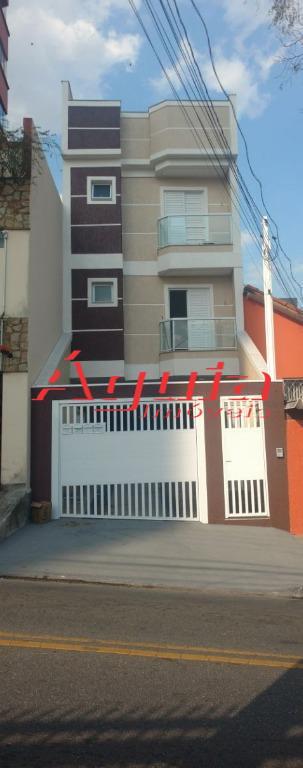 Apartamento residencial à venda, Parque das Nações, Santo An
