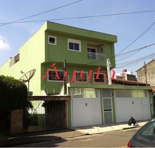 Prédio comercial à venda, Vila São Pedro, Santo André.