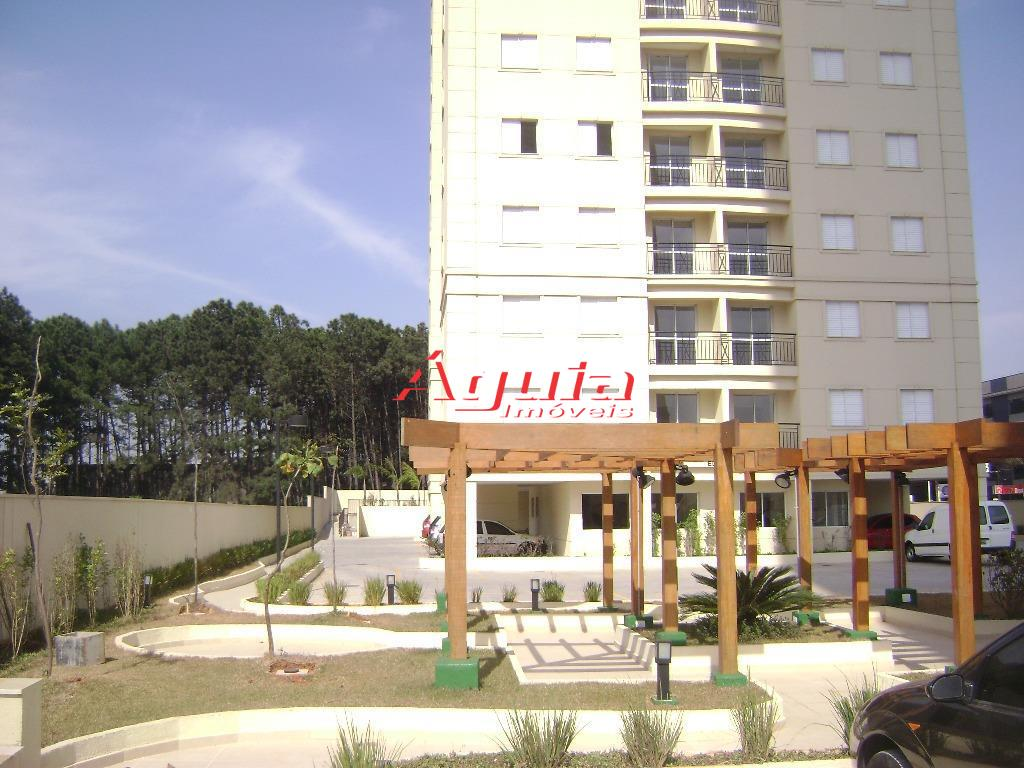Apartamento residencial à venda, Parque Jaçatuba, Santo André.