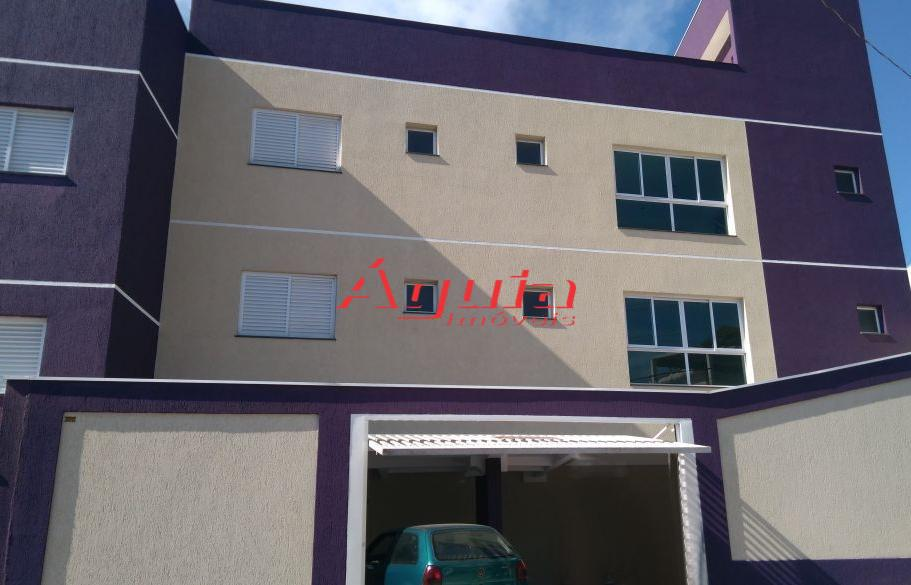 Apartamento com 2 dormitórios à venda, 61 m² por R$ 275.000 - Parque das Nações - Santo André/SP
