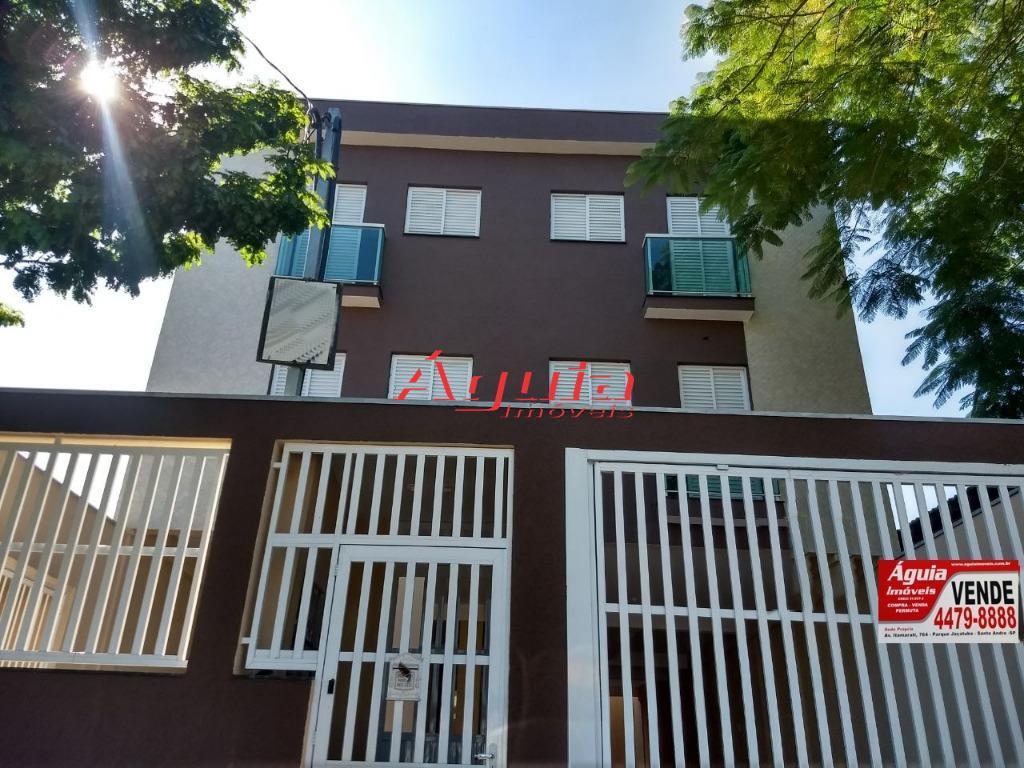 Apartamento residencial à venda, Parque Erasmo Assunção, Santo André - AP0720.