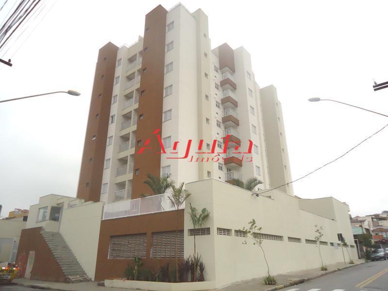 Cobertura Residencial à venda, Vila Camilópolis, Santo André - CO0070.