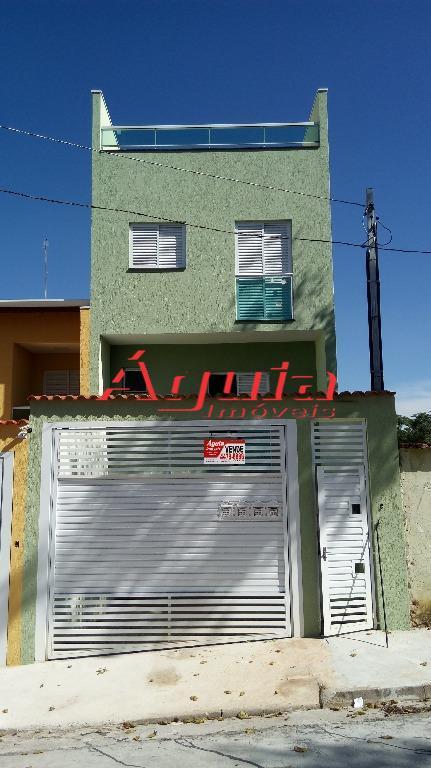 Apartamento residencial à venda, Jardim Ipanema, Santo André.