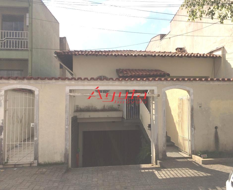 Casa residencial à venda, Vila Curuçá, Santo André.
