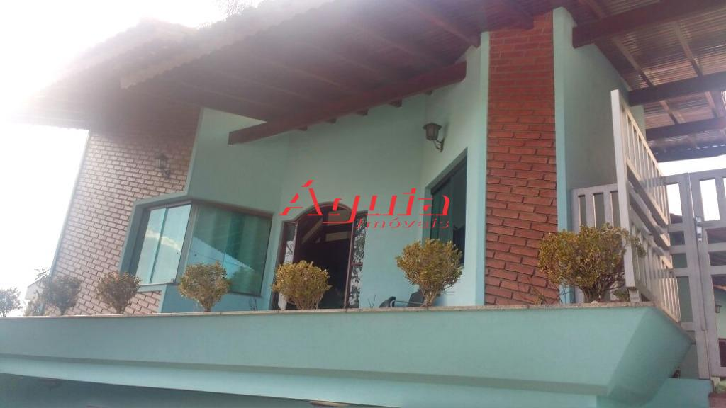 Casa residencial à venda, Parque Novo Oratório, Santo André - CA0371.