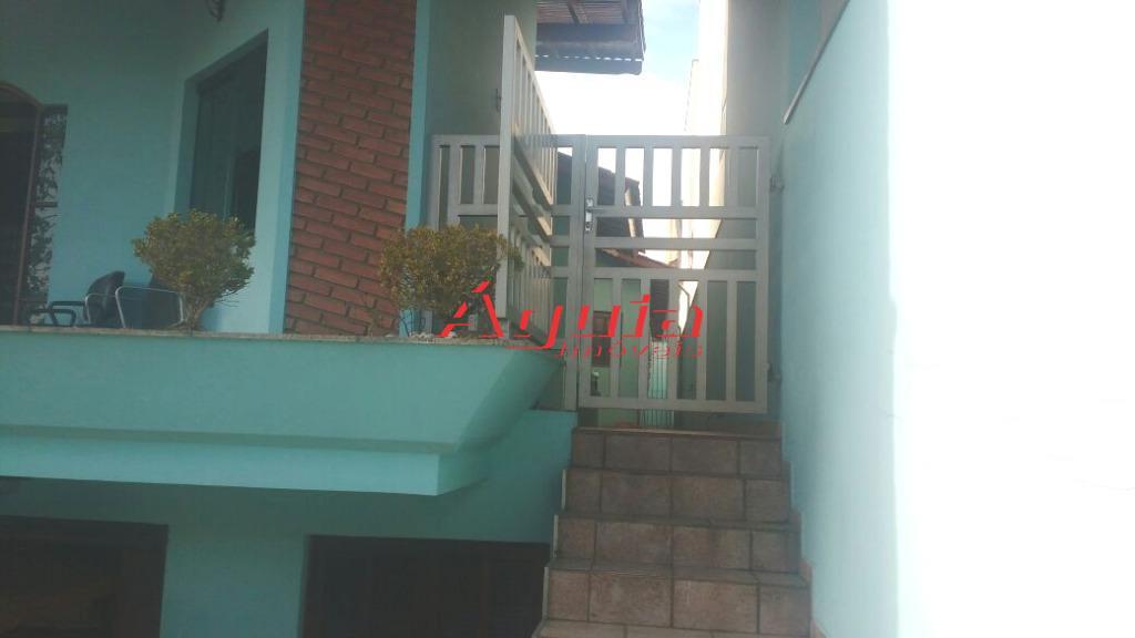 Casa residencial à venda, Parque Novo Oratório, Santo André