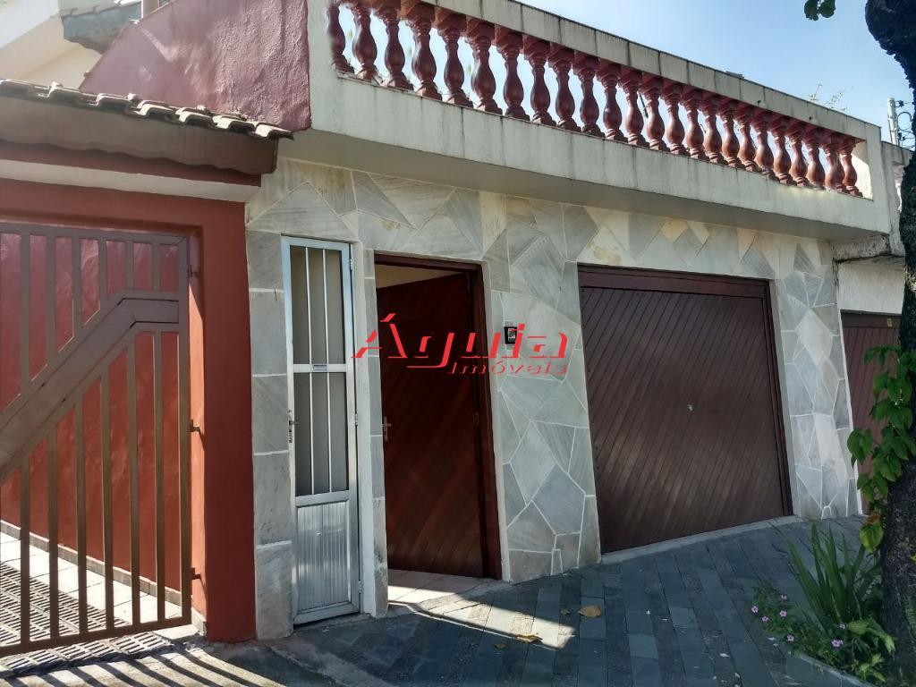 Casa à venda, 110 m² por R$ 350.000,00 - Parque Novo Oratório - Santo André/SP