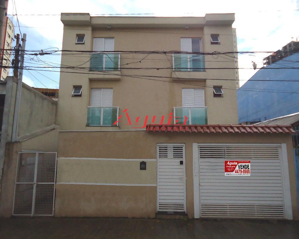Apartamento residencial à venda, Parque das Nações, Santo André - AP1291.